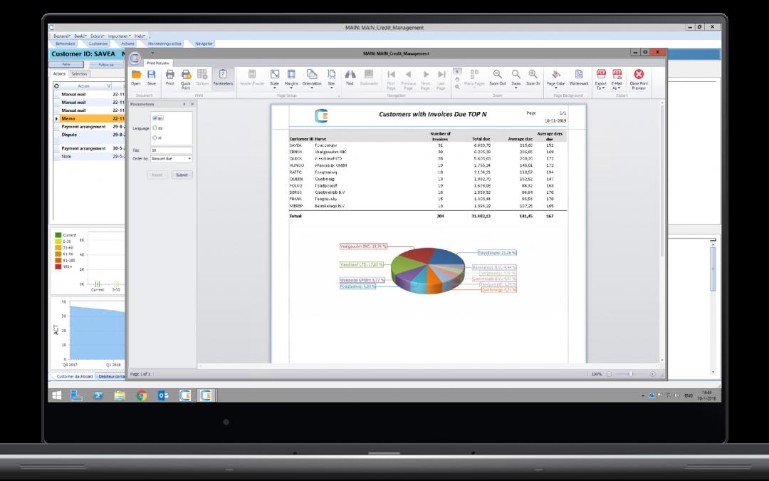 MA!N als data hub voor rapportages en managementinformatie